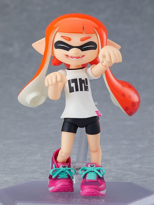 Splatoon Figma Splatoon Girl-7079