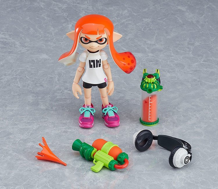 Splatoon Figma Splatoon Girl-7080
