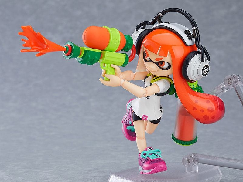 Splatoon Figma Splatoon Girl-7081