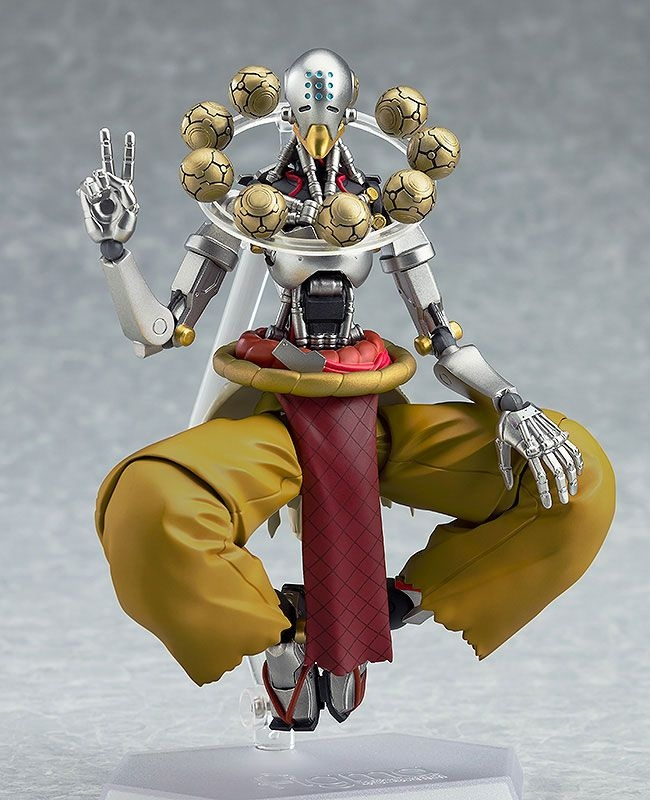 Overwatch Figma Action Figure Zenyatta-0