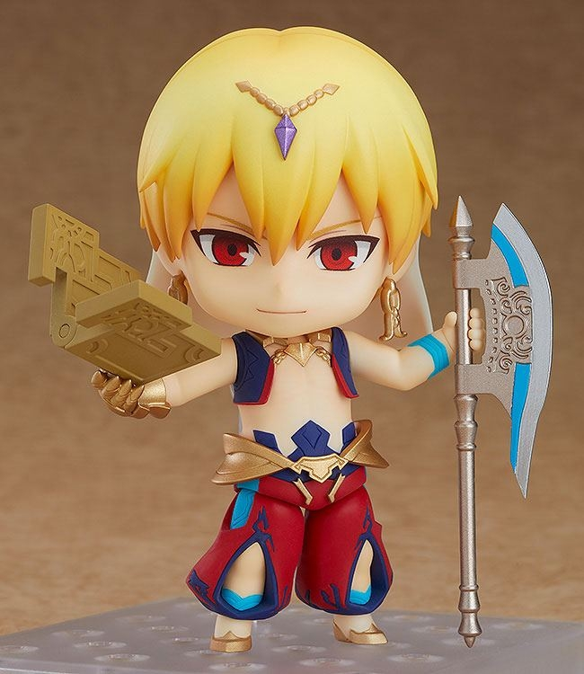 Fate/Grand Order Nendoroid Caster/Gilgamesh-0