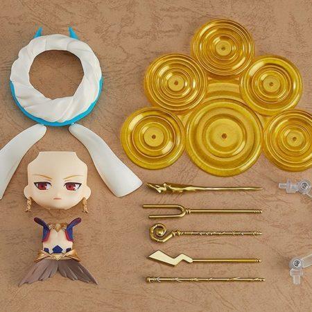 Fate/Grand Order Nendoroid Caster/Gilgamesh Ascension Ver.-7059