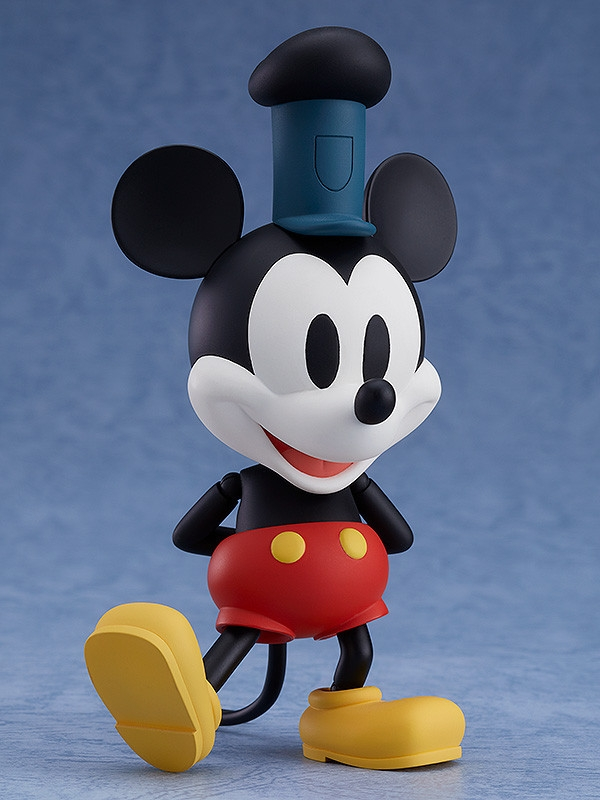 Steamboat Willie Nendoroid Mickey Mouse: 1928 Ver. (Color)-7203