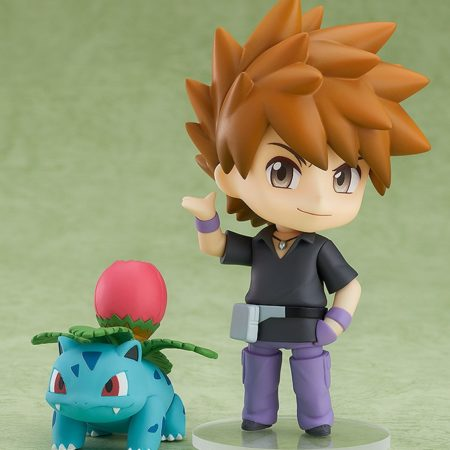 Pokemon Nendoroid Green-7223