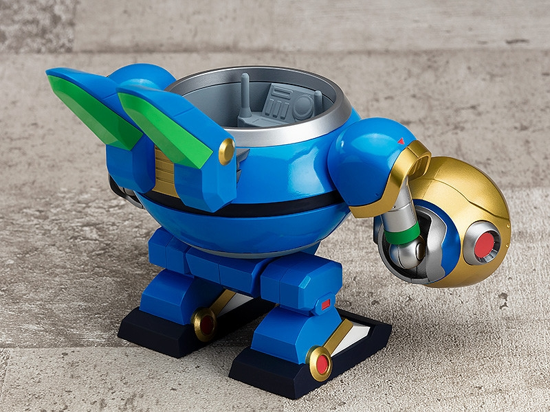 Mega Man X Nendoroid More Rabbit Ride Armor-7298