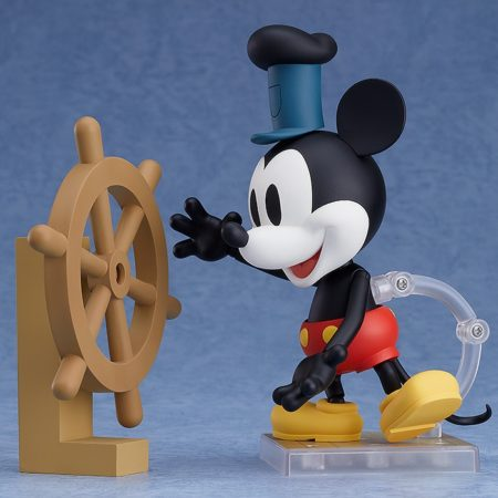 Steamboat Willie Nendoroid Mickey Mouse: 1928 Ver. (Color)-7202
