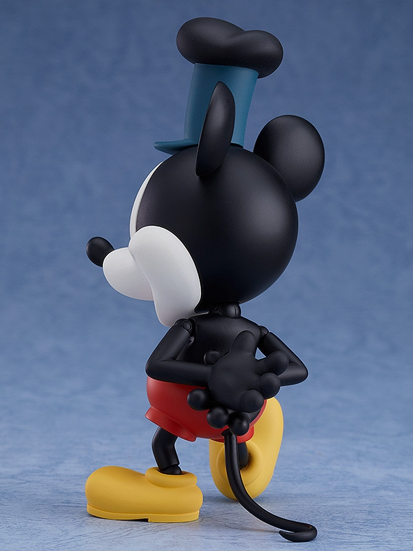 Steamboat Willie Nendoroid Mickey Mouse: 1928 Ver. (Color)-7204