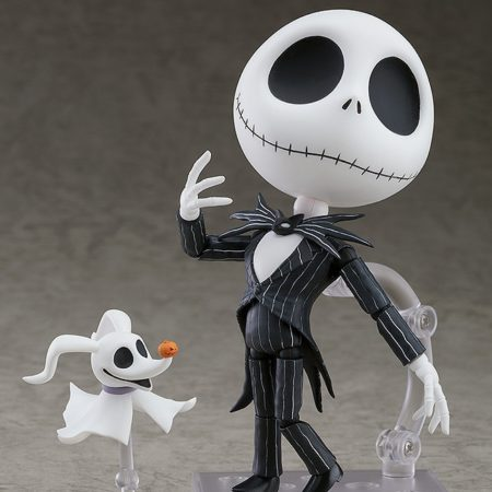 The Nightmare Before Christmas Nendoroid Jack Skellington-0