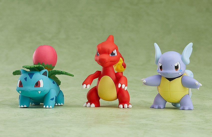 Pokemon Nendoroid Green-7225