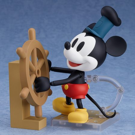 Steamboat Willie Nendoroid Mickey Mouse: 1928 Ver. (Color)-0