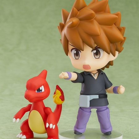 Pokemon Nendoroid Green-7224