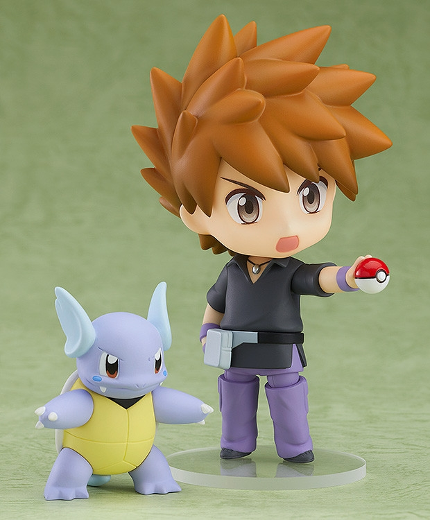 Pokemon Nendoroid Green-7222