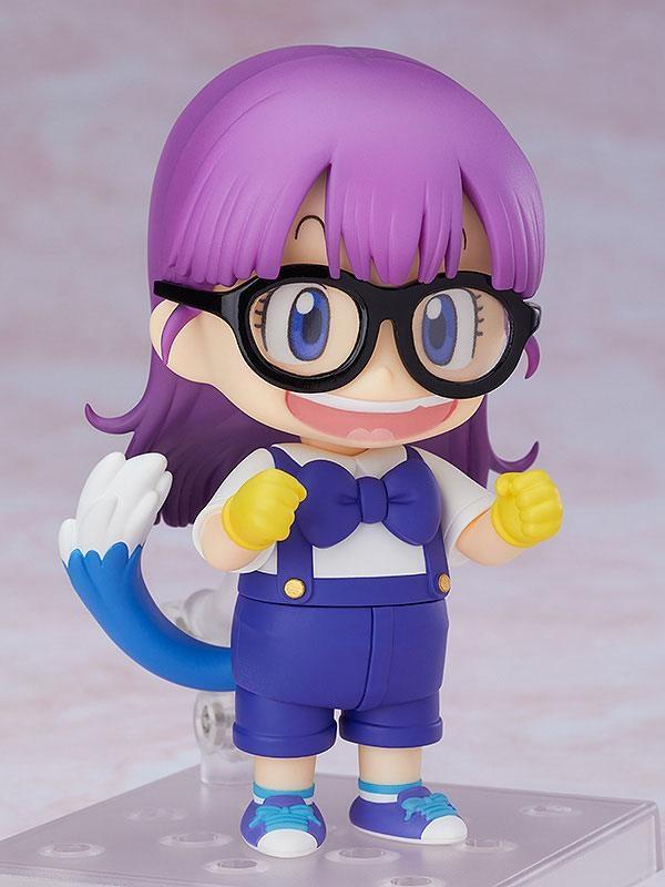 Dr. Slump Nendoroid Arale Norimaki Cat Ears Ver. & Gatchan-7193