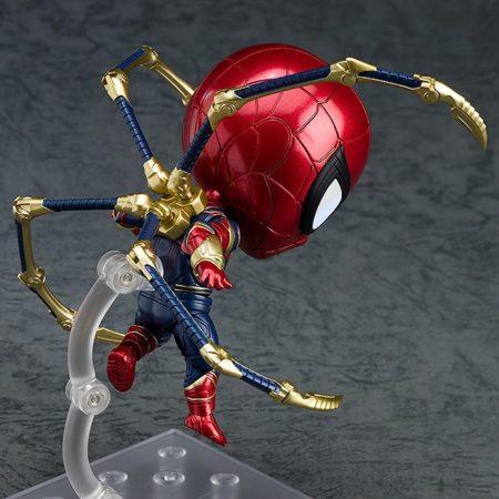 Avengers: Infinity War Nendoroid Spider-Man Infinity Edition-7416