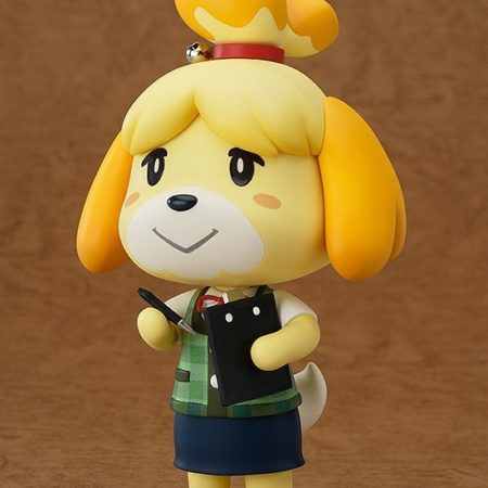 Animal Crossing New Leaf Nendoroid Shizue Isabelle-0