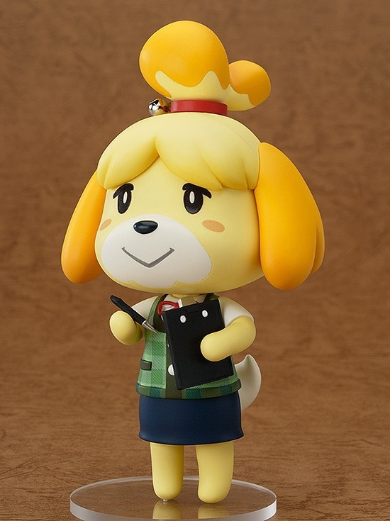 Animal Crossing New Leaf Nendoroid Shizue Isabelle-0