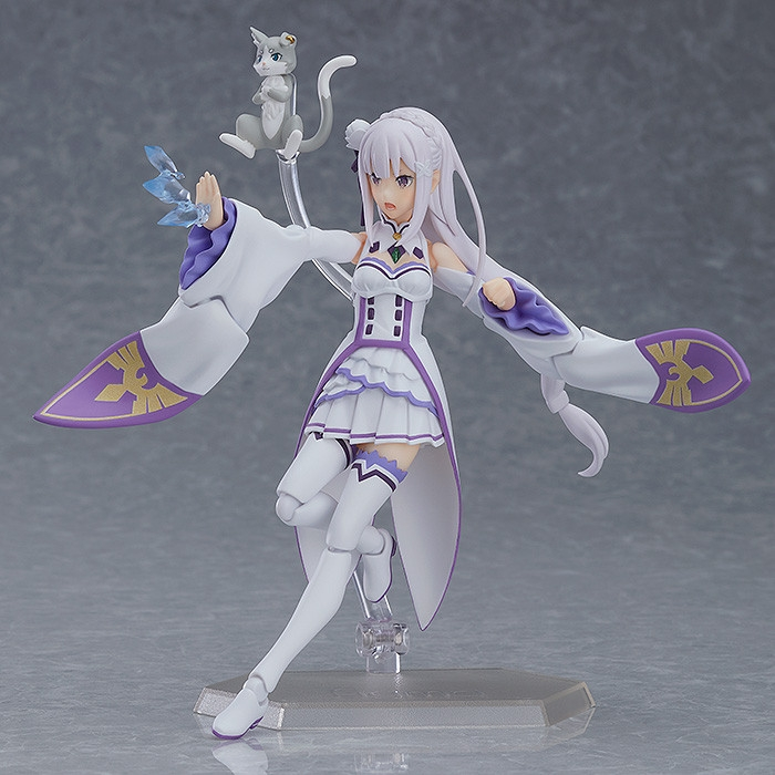 Re:ZERO -Starting Life in Another World- Figma Emilia-7377