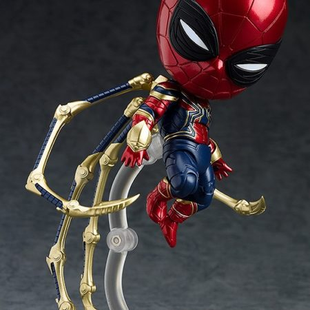 Avengers: Infinity War Nendoroid Spider-Man Infinity Edition-7417
