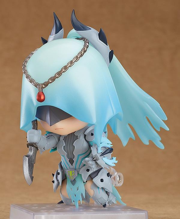 Monster Hunter World Nendoroid Hunter Female Xeno'jiiva Beta Armor Edition DX Ver-7349