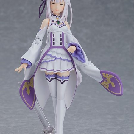 Re:ZERO -Starting Life in Another World- Figma Emilia-7375