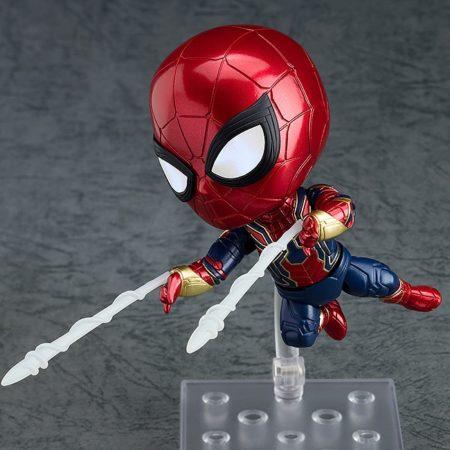 Avengers: Infinity War Nendoroid Spider-Man Infinity Edition-7418