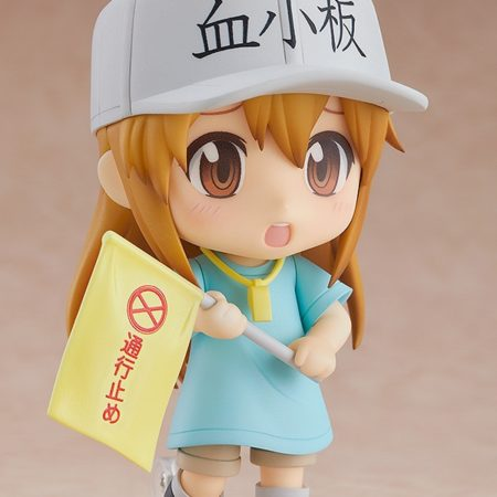 Cells at Work! Nendoroid Platelet-7402
