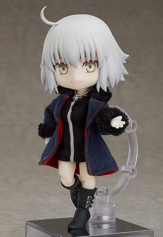 Fate/Grand Order Nendoroid Doll Avenger/Jeanne d'Arc (Alter) Shinjuku Ver.-0