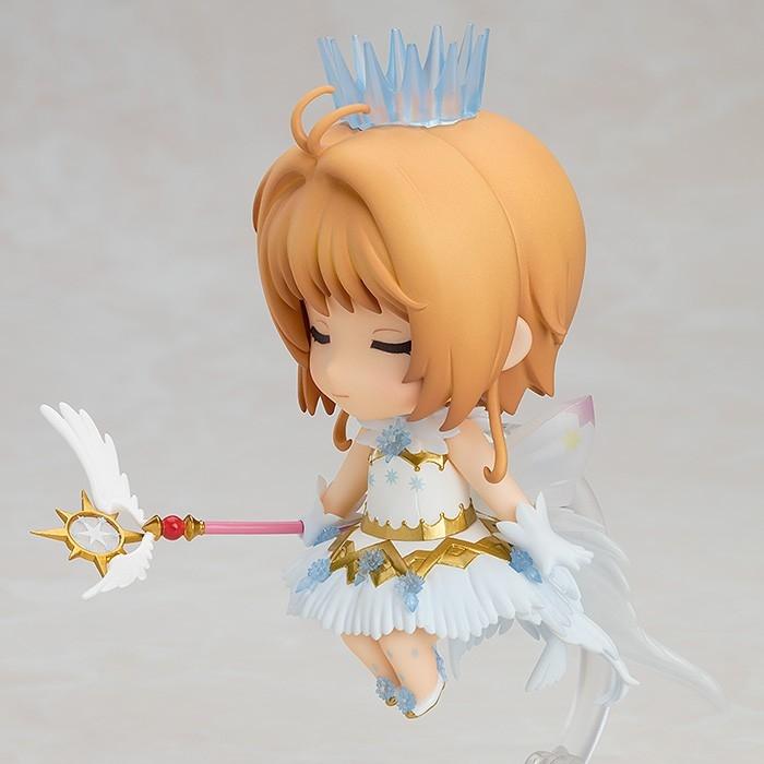 Cardcaptor Sakura Clear Card Nendoroid Sakura Kinomoto Clear Ver.-7421