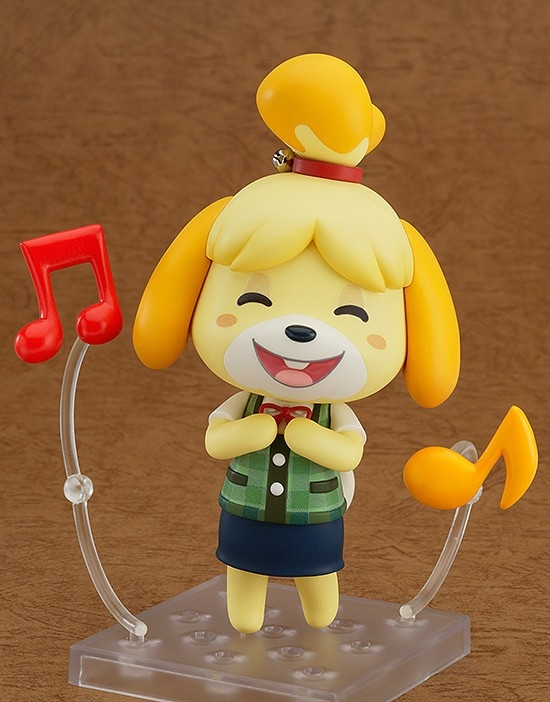 Animal Crossing New Leaf Nendoroid Shizue Isabelle-7436