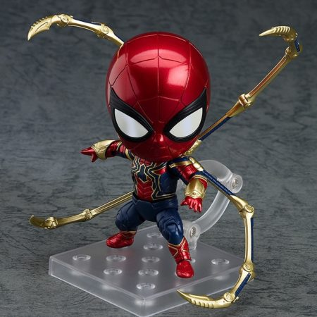 Avengers: Infinity War Nendoroid Spider-Man Infinity Edition-0