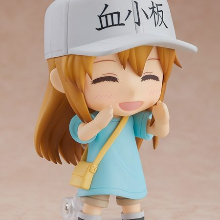 Cells at Work! Nendoroid Platelet-7400