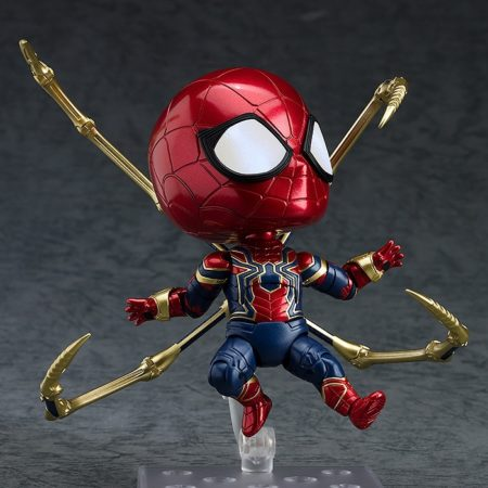Avengers: Infinity War Nendoroid Spider-Man Infinity Edition-7415
