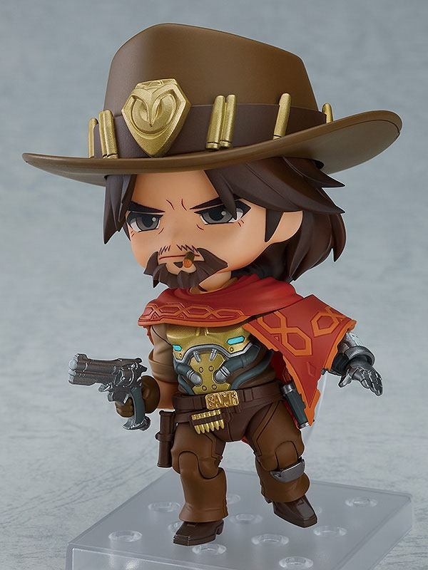Overwatch Nendoroid Mccree-7354