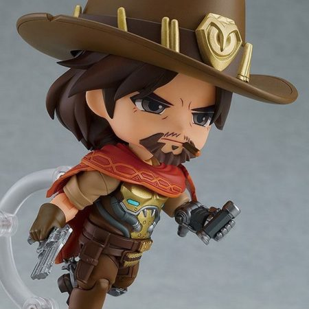 Overwatch Nendoroid Mccree-7356