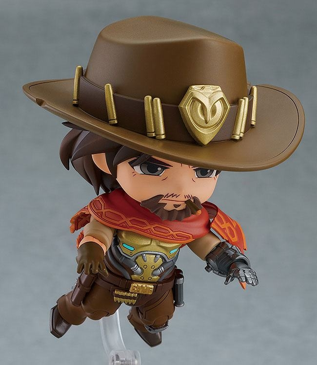 Overwatch Nendoroid Mccree-7357