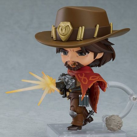 Overwatch Nendoroid Mccree-7359