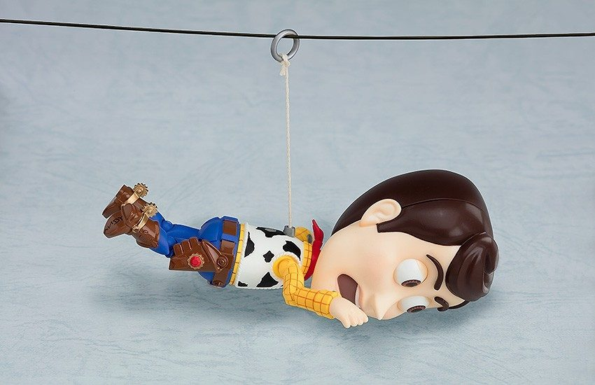 Toy Story Nendoroid Woody DX Ver.-7467