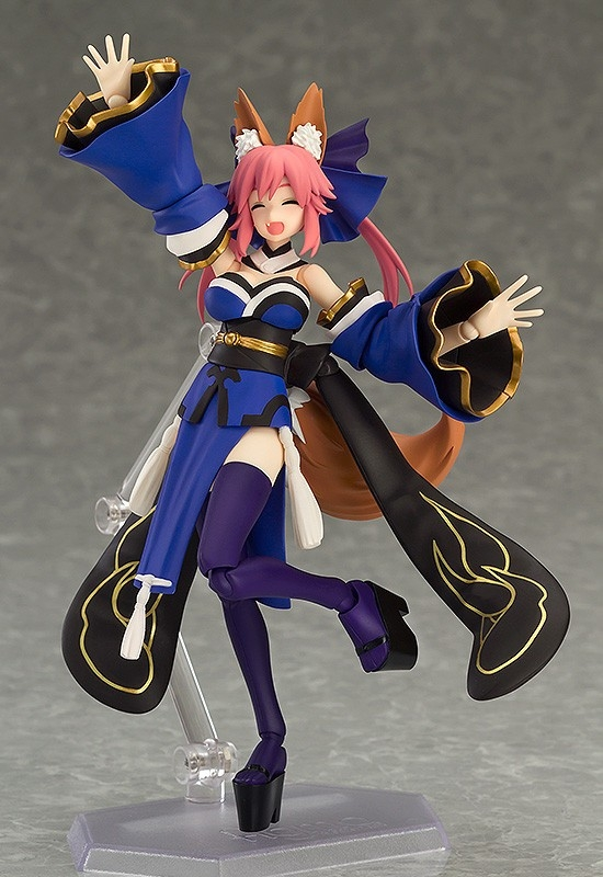 Fate/Extra Figma Action Figure Caster (re-release)-7478