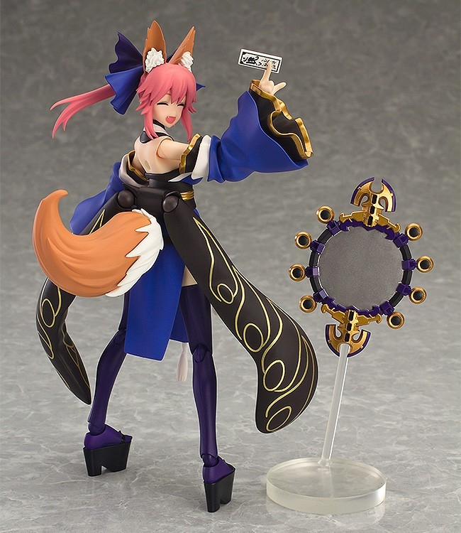 Fate/Extra Figma Action Figure Caster (re-release)-7480
