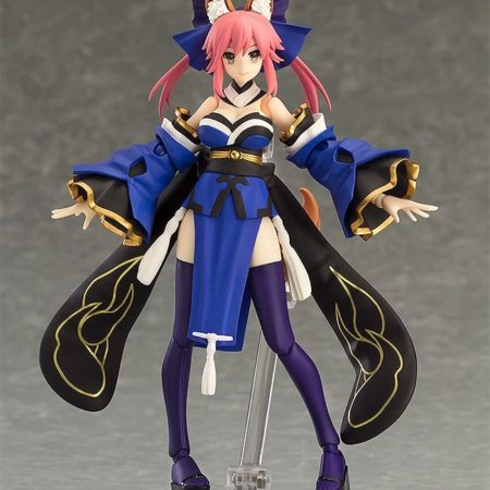 Fate/Extra Figma Action Figure Caster (re-release)-0