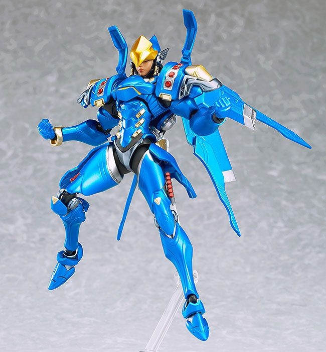 Overwatch Figma Action Figure Pharah -7497