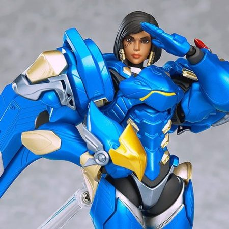 Overwatch Figma Action Figure Pharah -7499