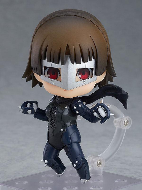 Persona 5 The Animation Nendoroid Makoto Niijima Phantom Thief Ver.-0