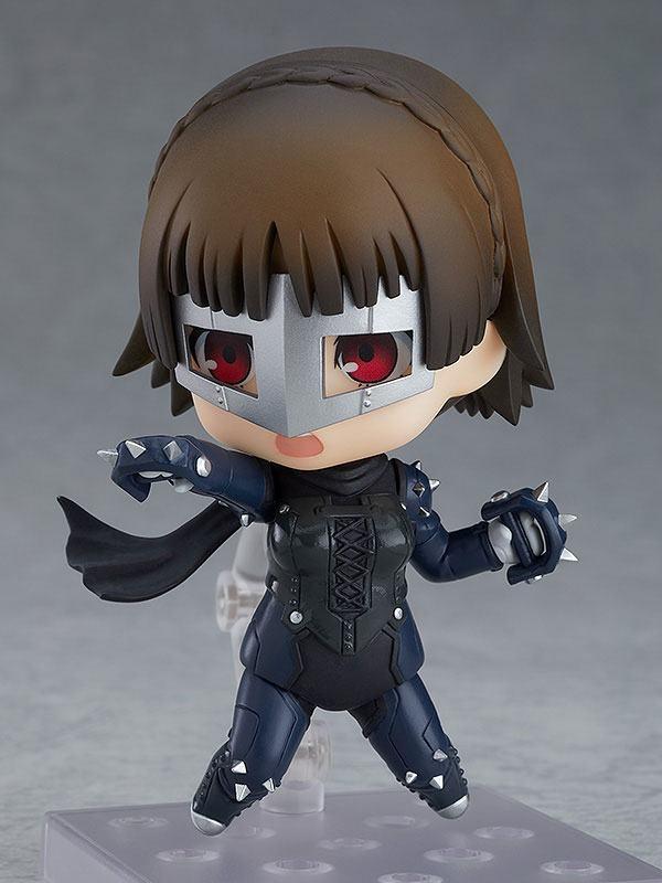 Persona 5 The Animation Nendoroid Makoto Niijima Phantom Thief Ver.-7446