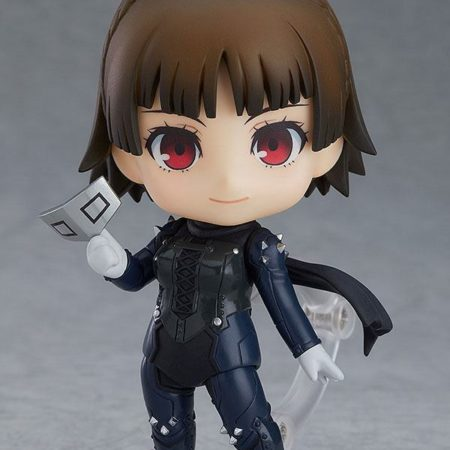 Persona 5 The Animation Nendoroid Makoto Niijima Phantom Thief Ver.-7445