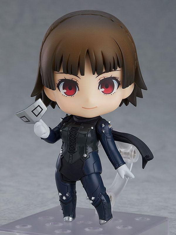 Persona 5 The Animation Nendoroid Makoto Niijima Phantom Thief Ver.-7445