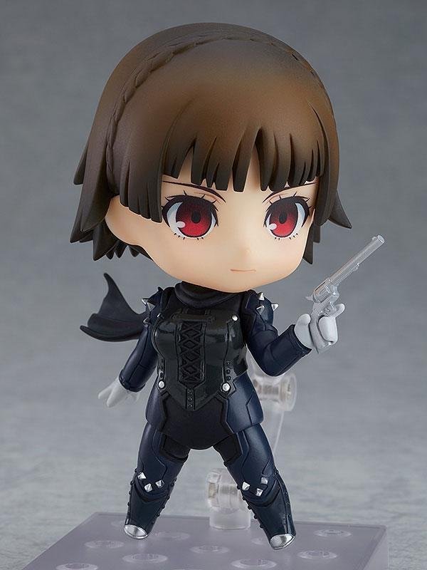 Persona 5 The Animation Nendoroid Makoto Niijima Phantom Thief Ver.-7447
