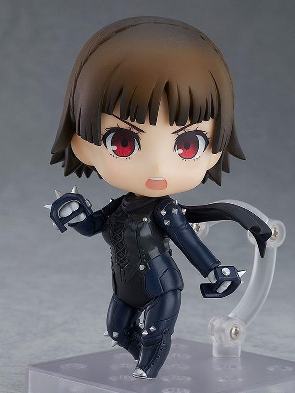 Persona 5 The Animation Nendoroid Makoto Niijima Phantom Thief Ver.-7448