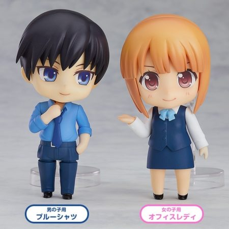 Nendoroid More Dress Up Suits 02-7638