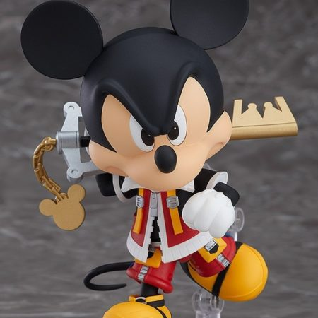 Kingdom Hearts II Nendoroid King Mickey-7676